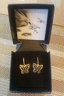 Promoting Health And Curing Diseases Brave Yanbal Plating Gold Mariposa De Seda Earing Made In Peru Design In New York