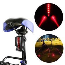 Bicycle Laser Taillight Rear Light Wireless Braking Warning Brake Version P2T2