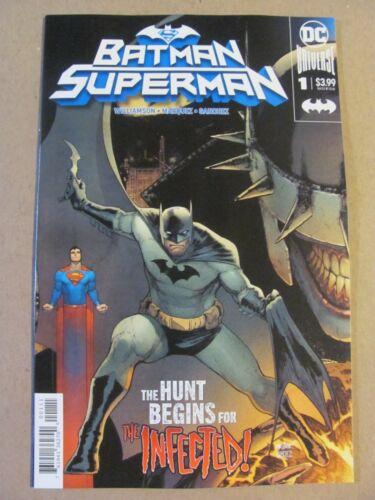 43x43cm Superhero Art Series Cushion Cover #1 Batman UK Seller BNWOT