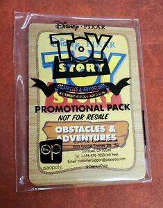 Toy Story Card Game Obstacles and Adventures promo pack USAopoly 2020