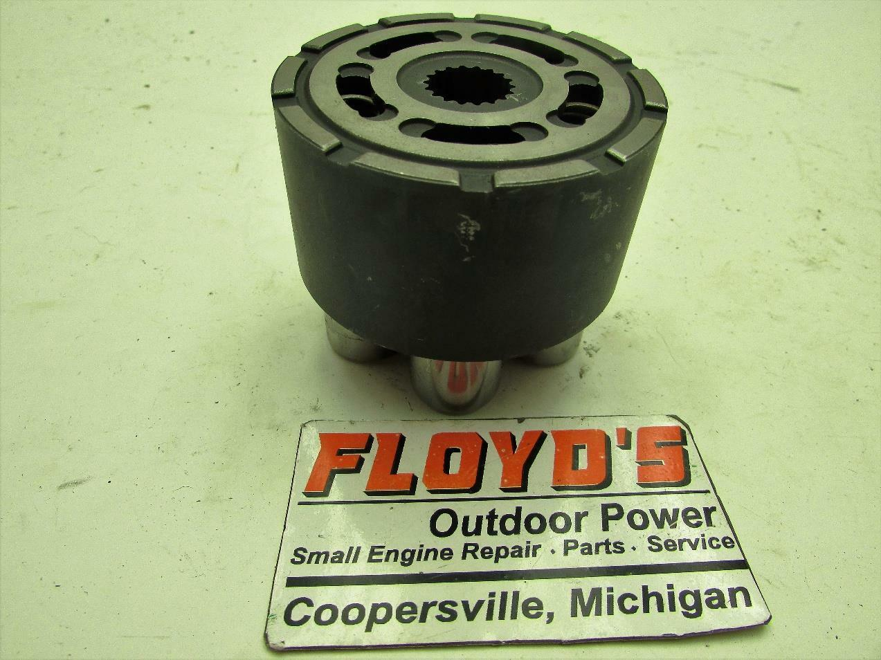 John Deere TUFF Torq TZT13GL Kit Bloque de cilindro de transmisión 187Q0625170