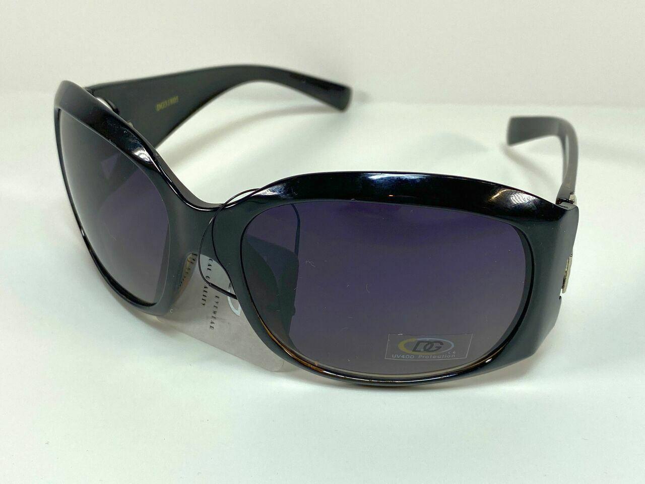 BNWT DG Eyewear Fashion Sunglasses - Women - Black - DG31805