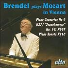 Brendel Plays Mozart in Vienna (CD, Apr-2009, Alto)