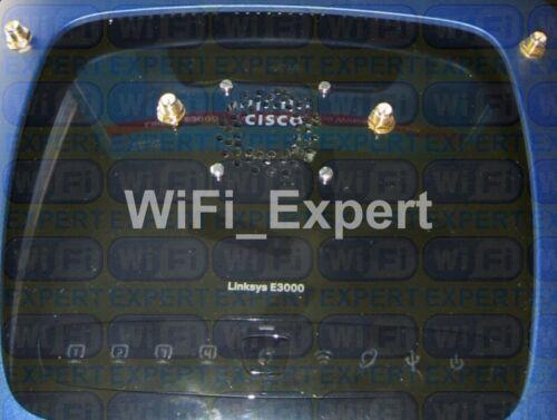 Cooling Fan mod for LINKSYS E2000 WRT320N E2500 E3000 E4200 WRT400N EXTREME MOD