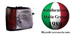 FARO FANALE PROIETTORE ANTERIORE DESTRO DX MAN SUZUKI WAGON R 95/>98 1995/>1998