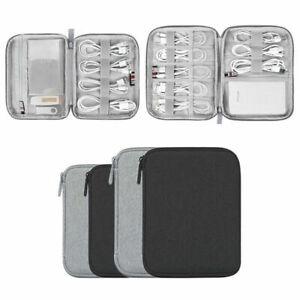 USB-Flash-Drives-Case-Cable-Organizer-Bag-Travel-Digital-Pouch-Earphone-Storage