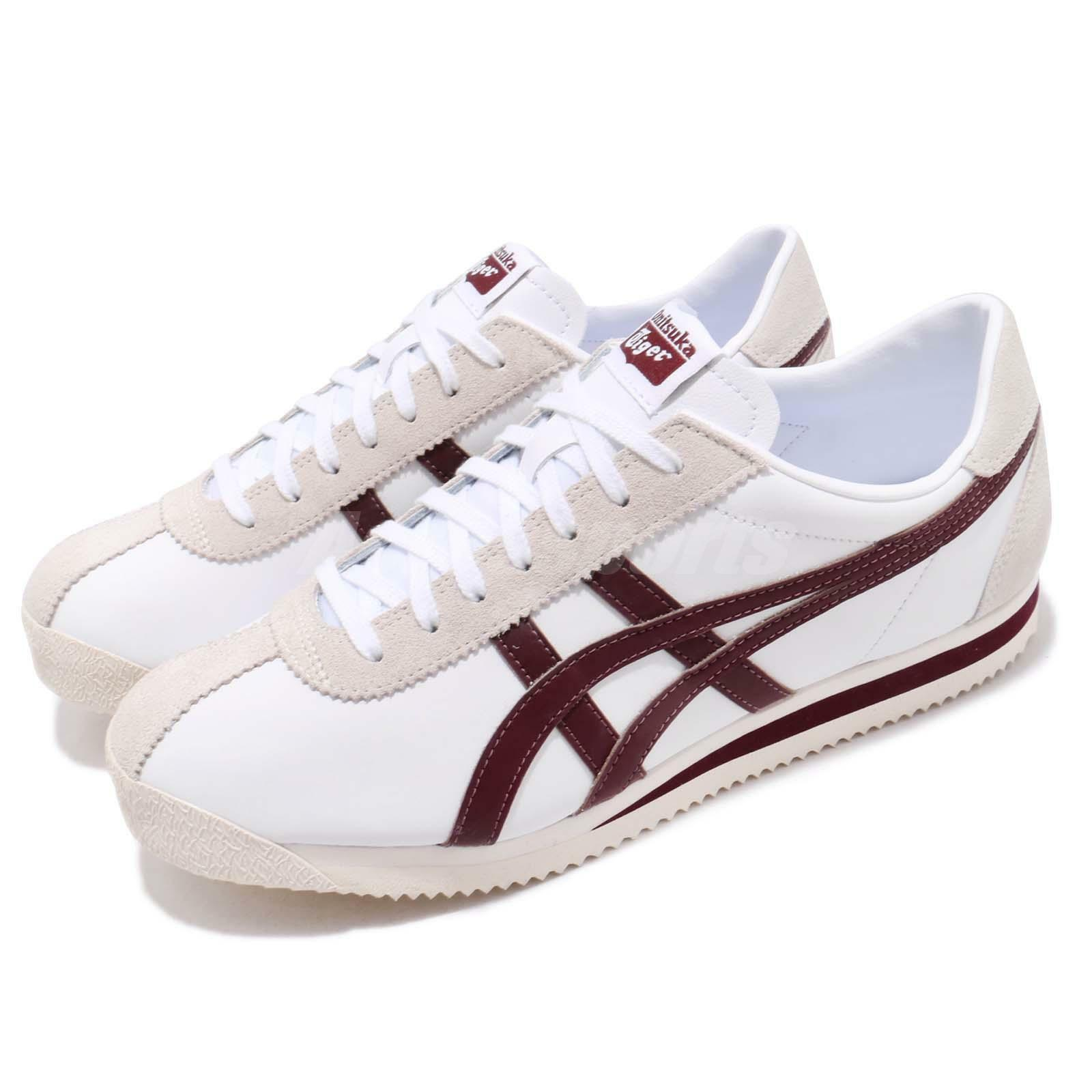 Asics Onitsuka Tiger Corsair White Port Royal Men Running Casual Shoes D7J4L-102