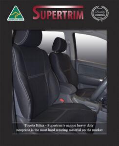 Seat Cover Front Kluger 100/% Waterproof Premium Neoprene