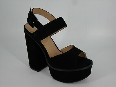 Gutherzig Truffle Collection Shoes Pina2/b Platform Sandals Size Uk 5 Eu 38 Ln13 96 Belebende Durchblutung Und Schmerzen Stoppen
