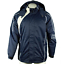 Rugby Blk Marineblauw Bnwt Large Jas Stratus Coaches Jas X 4Tqwd6T
