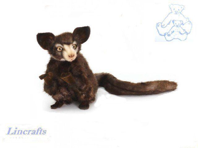 Hansa Aye Aye  Plush 5166 Plush Soft Toy Sold by Lincrafts Established 1993