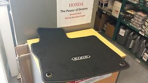 Genuine-Honda-Civic-controladores-secundarios-Mat-single-Estera-Para-Civic-5-puertas-2008-2011