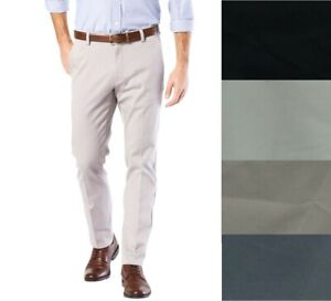 NEW-Dockers-Men-039-s-Easy-Khaki-Slim-Tapered-Fit-Pants-size-28-29-30-31-32-33-38