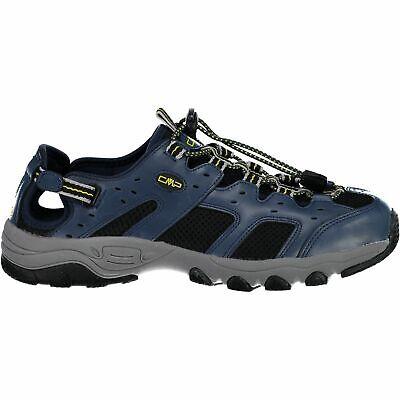 Cmp Scarponcini Hydrus Hiking Sandal Blu Scuro Traspirante Tinta Mesh-mostra Il Titolo Originale Bello A Colori
