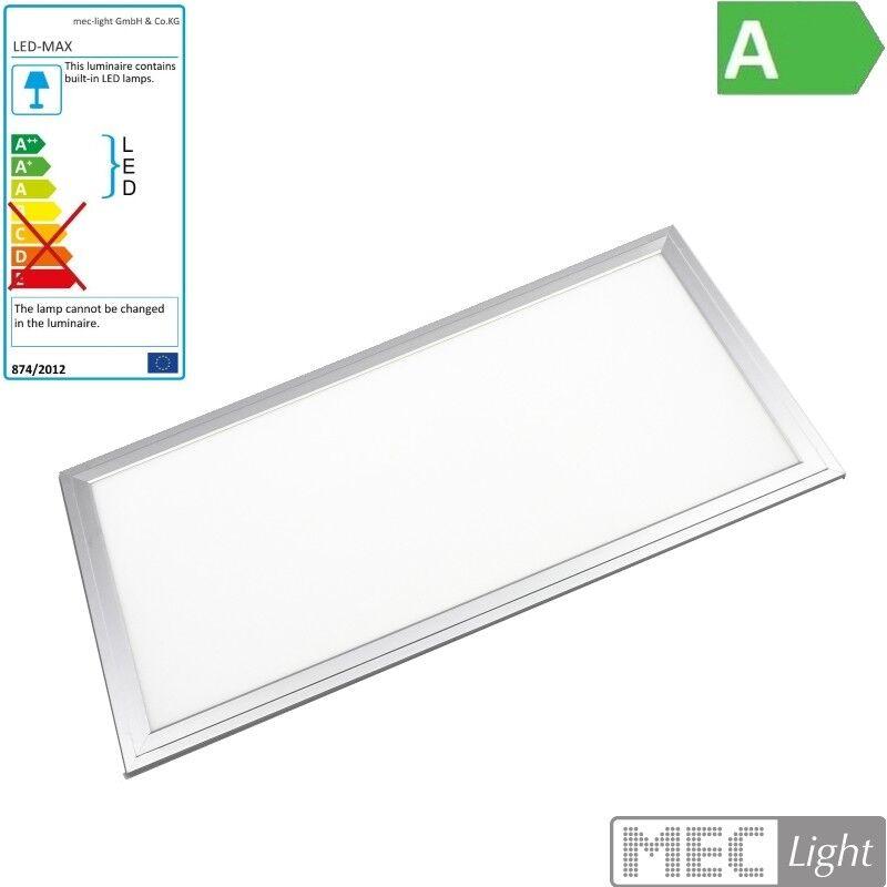 LED Panel - 30W - 24V Gleichspannung 2500Lm - 60x30cm in pur-weiß (4500K) | Charmantes Design  | Ästhetisches Aussehen  | Großer Räumungsverkauf