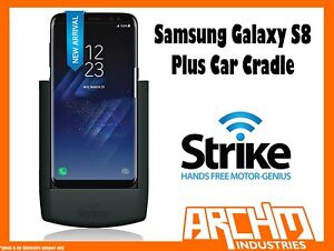 STRIKE-ALPHA-SAMSUNG-GALAXY-S8-PLUS-CAR-CRADLE-BUILT-IN-CHARGER-SECURE-HOLD