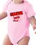 Infant-Creeper-Bodysuit-T-shirt-Grandpa-Loves-Me thumbnail 1
