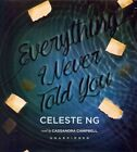 Everything I Never Told You by Celeste Ng (CD-Audio, 2014)