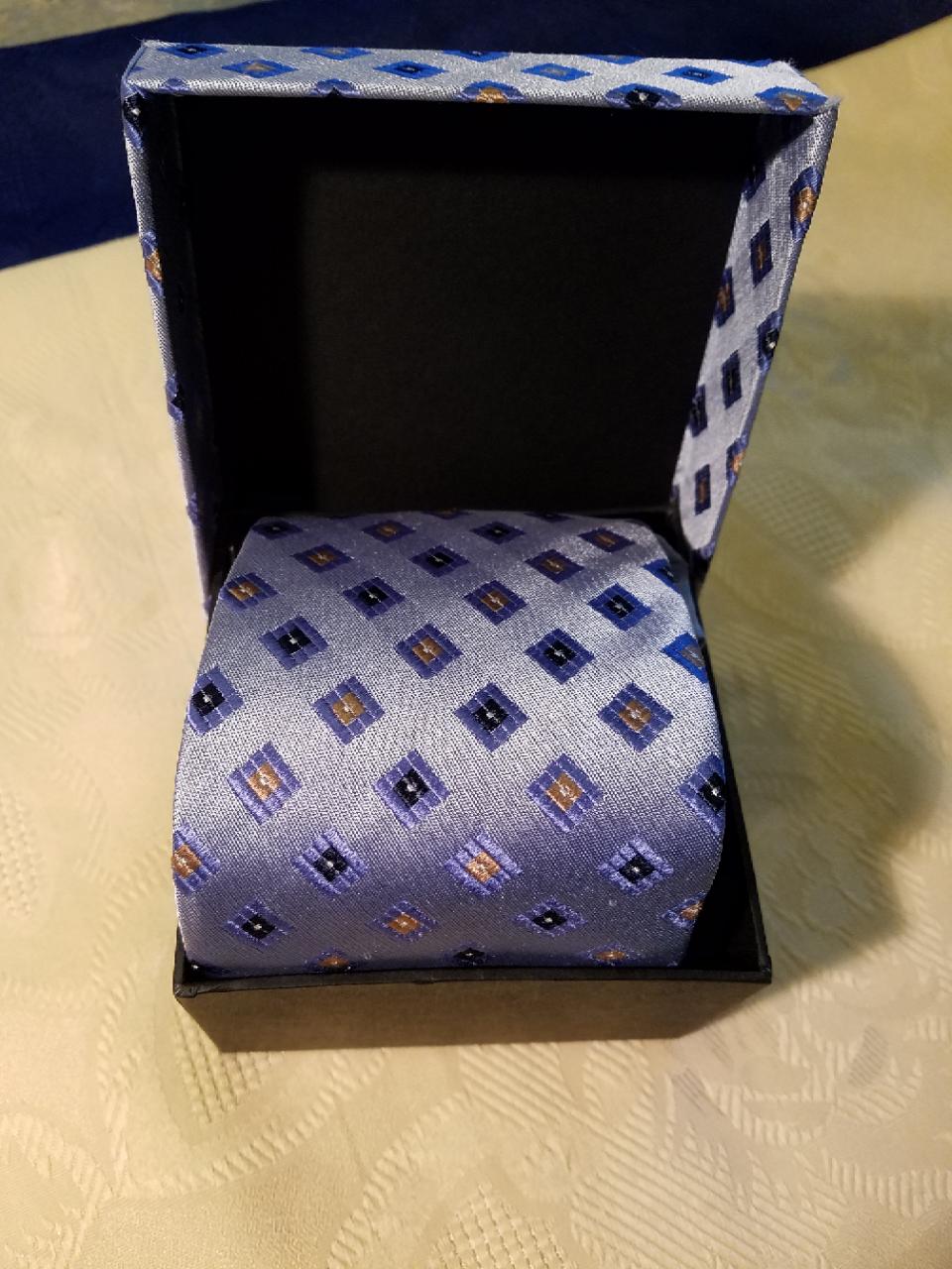 1 Herren Schlips Binder Krawatte Neu !!!