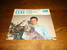 PHILIPPE CLAY EP FRANCE ALAIN BARRIERE DIMEY NOUGARO