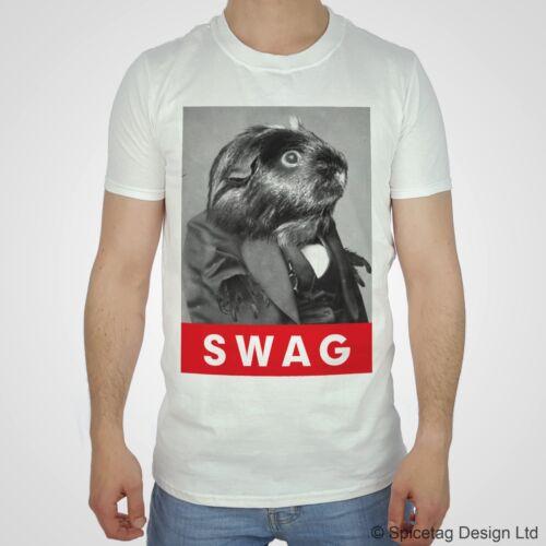 Cobaye tshirt Swag T SHIRT mignon Hipster pour homme haut femme fashion dope tee nouveau