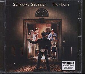 Ta-Dah-Bonus-Track-by-Scissor-Sisters-CD-Sep-2006-Polydor