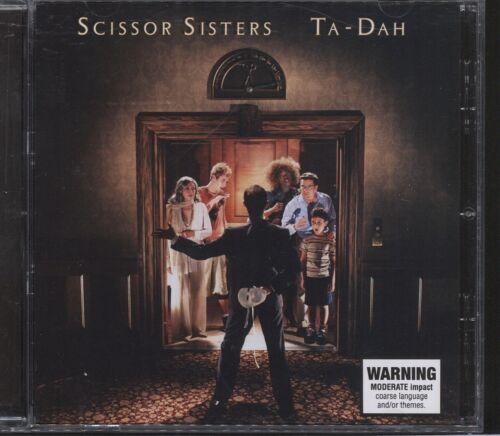 1 of 1 - Ta-Dah [Bonus Track] by Scissor Sisters (CD, Sep-2006, Polydor)
