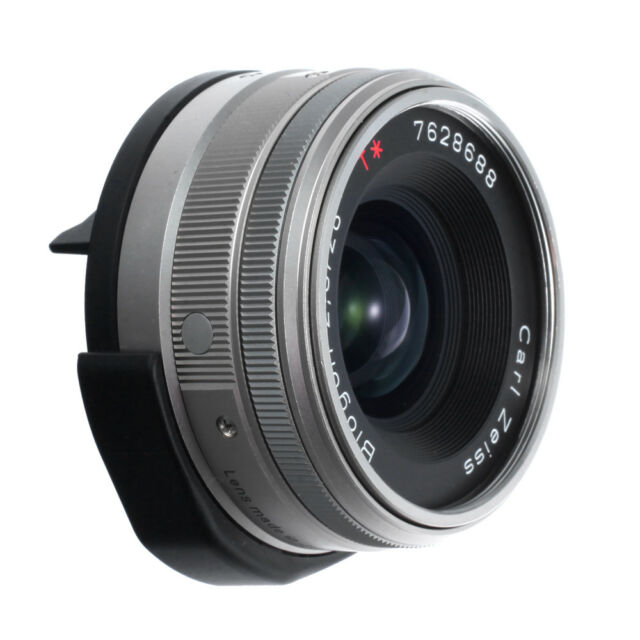Contax Carl Zeiss Biogon 28mm F2 8 T* Lens for G1 G2