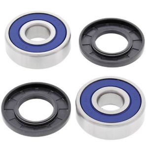 Front Wheel Ball Bearing and Seal Kit Fits SUZUKI SV650 SV650A SV650S 2003-2008