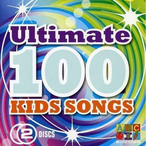 ULTIMATE 100 KIDS SONGS ABC For Kids 2CD BRAND NEW Children's Music