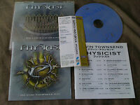 DEVIN TOWNSEND / physicist /JAPAN LTD CD OBI bonus track