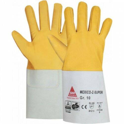 Hase WIG Handschuh Mexico-Z Super Gr 8 403800 Handschutz WIG Handschuhe