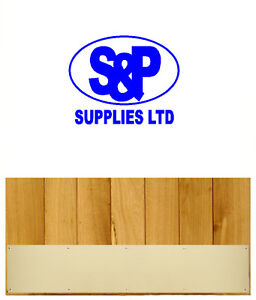 DOOR-KICK-PLATE-POLISHED-BRASS-KICK-PLATE-DOOR-PROTECTION-PLATE-DRILLED-amp-CSK