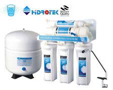 * Depuragua * Equipo de Osmosis inversa 5 etapas membrana grifo y filtros E01