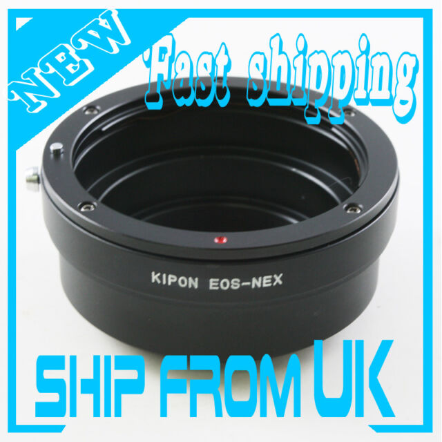 Kipon Canon EOS EF mount Lens to Sony NEX E mount Adapter NEX-5 NEX-3 7 5N C3