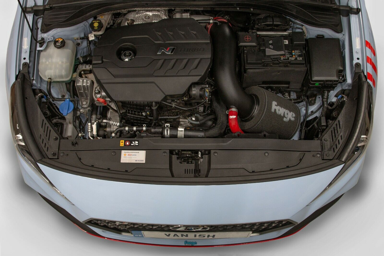 Hyundai Veloster n Forge Induktions Kit - Pn   Fmindk28