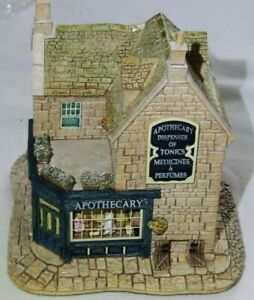 Lilliput-Lane-Apothecary-L2055-complete-with-Deeds