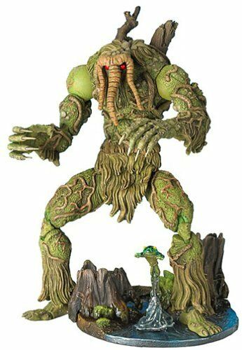 Marvel Legends Super Poseable Man-Thing Action Figure Series 8 New Comic Book