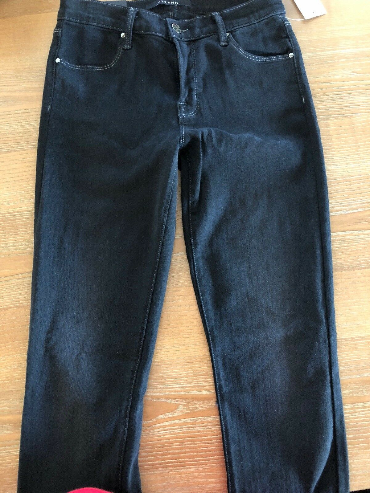 J Brand Jeans Women's Mid Rise Super Skinny  Size 27