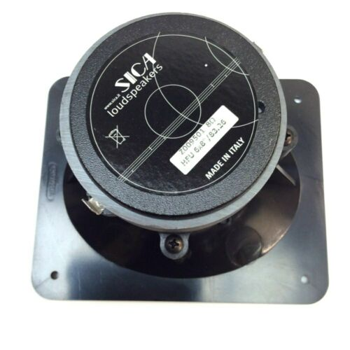 """Sica HF Horn With Flare 6 x 8/"""" Z009501"""