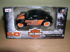 Maisto Harley-Davidson Custom Volkswagen Beettle H-D Design, 1:64