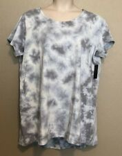 7a93d46c875 item 1 (NWT) Women s Ideology Plus Size 2X Gray Wash Tie Dye Soft Cut Out  Tunic Top -(NWT) Women s Ideology Plus Size 2X Gray Wash Tie Dye Soft Cut  Out ...