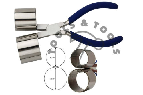 Set of 7 Synclastic Anticlastic /& Cylinder Pliers Jewelry Making Forming Crafts