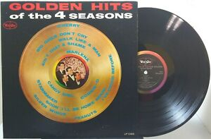 The-Four-Seasons-Golden-Hits-of-the-Four-Seasons-Vee-Jay-VJLP1065
