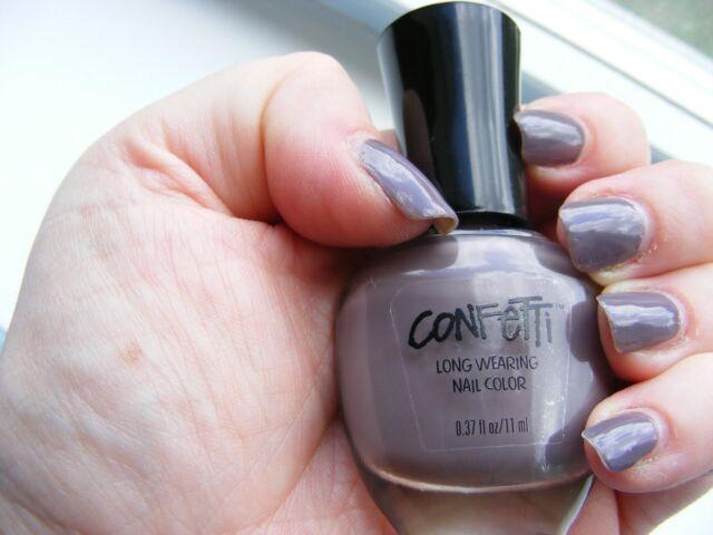 Confetti Long Wearing Nail Polish 087 Moonstruck | eBay