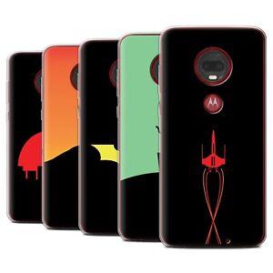 Gel-TPU-Case-for-Motorola-Moto-G7-G7-Plus-Minimalist-Movie-Art