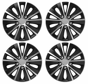 4-x-Wheel-Trims-Hub-Caps-15-034-Covers-fits-Toyota-Avensis-Aygo-Yaris