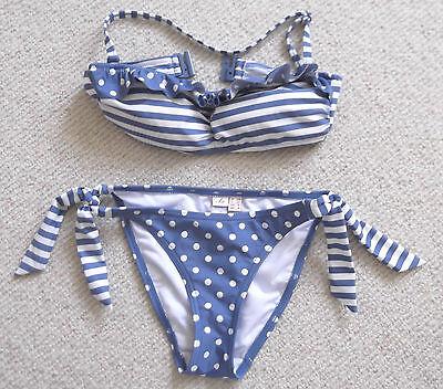 Zielstrebig Bikini She Gr 34/xs Fast Neu! Eine GroßE Auswahl An Waren