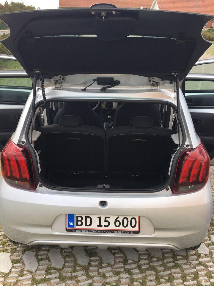 Peugeot 108, 1,0 e-VTi 69 Urban, Benzin