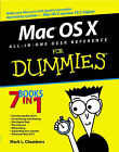 Mac OS X All-in-One Desk Reference For Dummies by Mark L. Chambers, Michael L. Williams, Erick Tejkowski (Paperback, 2003)